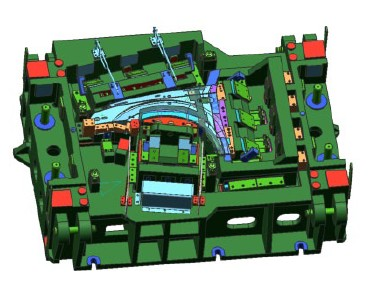 Weifang foton mould selects siemens plm 39 s nx and teamcenter for Advanced molding decoration